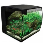 FLUVAL FLEX All-in-one Freshwater Aquarium with LED remote control