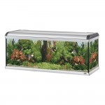 FERPLAST STAR 160 AQUARIUM WITH STAND